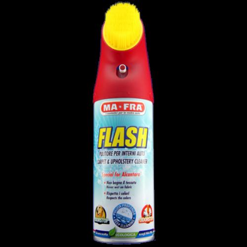 Flash SPRAY  Универсальный пенный очиститель обивки