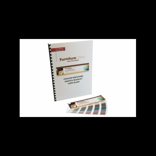 Инструкция по подбору цвета (Colour Matching Booklet)