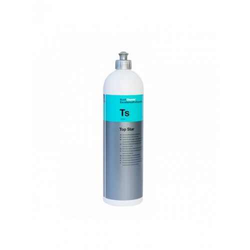 TOP STAR молочко для ухода за пластиком, матовый 1 л.