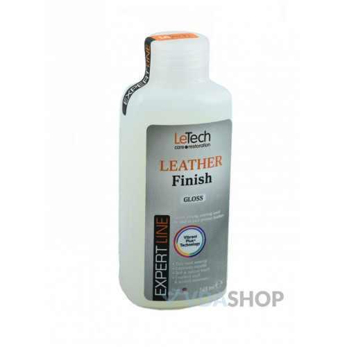 Защитный лак для кожи глянцевый (Leather Finish Gloss) EXPERT LINE