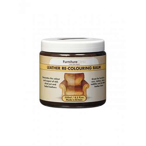 Средство для восстановления цвета кожи (Leather Re-Colouring Balm)