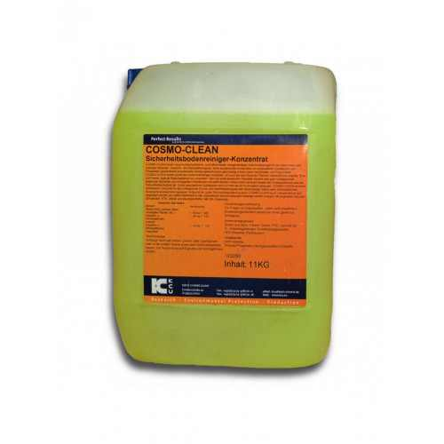 COSMO CLEAN, 11 кг - средство для мойки полов