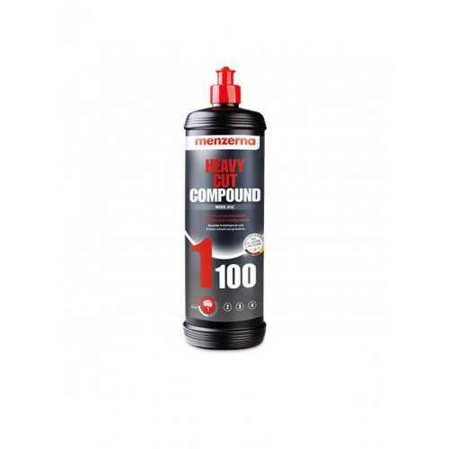 Полировальная паста Heavy Cut Compound 1100 Menzerna, 1кг