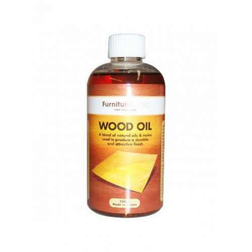 Furniture Clinic (LeTech) WOOD OIL масло для питания и защиты дерева 250мл