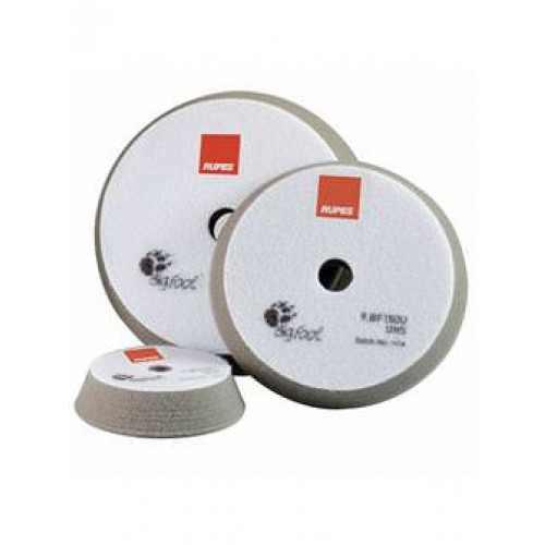 Полировальный поролоновый диск средней жескости  RUPS UHS серый