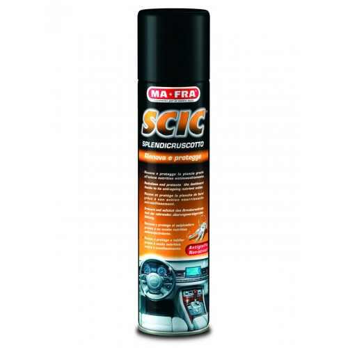 SCIC ORANGE SPRAY защитная полироль для пластика