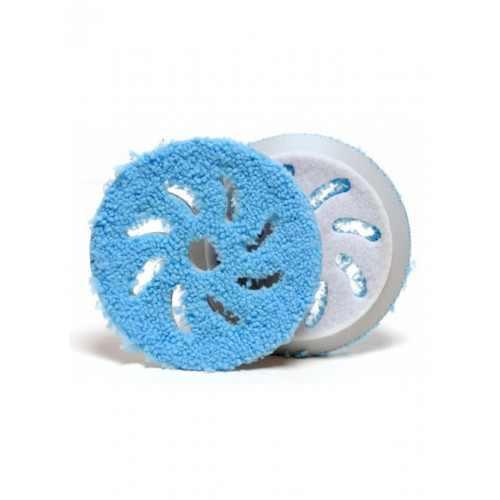 Микрофибровый полировальник синий