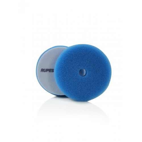 Полировальный поролоновый диск жесткий синий Rupes