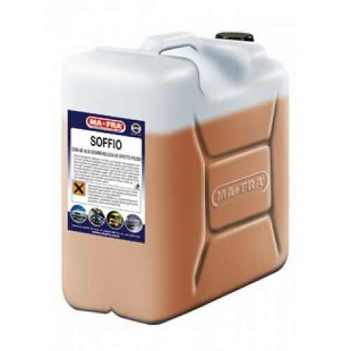 SOFFIO CERA - воск с максимально выраженными осушающими, защитными, обновляющими свойствами.