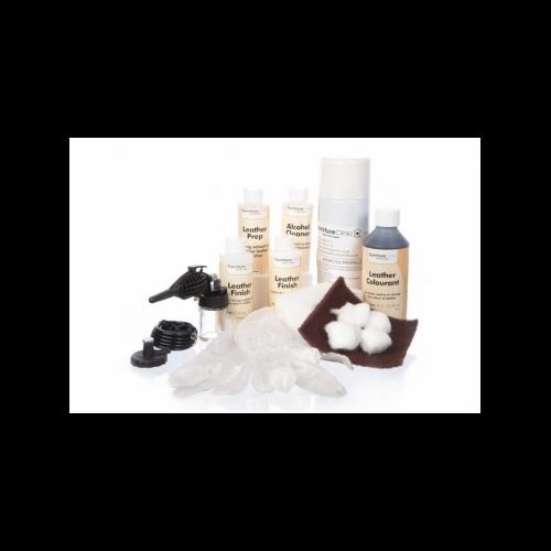 Набор для покраски кожи (Leather Colourant Kit)