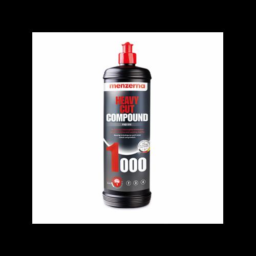 Полировальная паста Heavy Cut Compound 1000 (PG 1000) Menzerna, 1кг