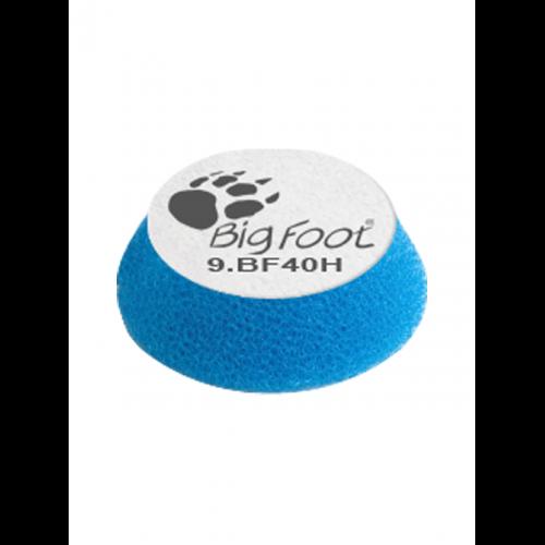 Полировальный поролоновый диск жесткий синий для Rupes iBrid
