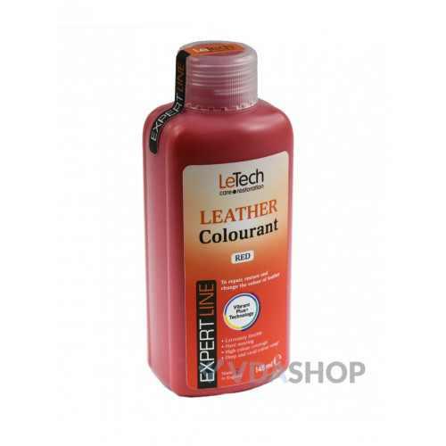 Краска для кожи (Leather Colourant) Red EXPERT LINE