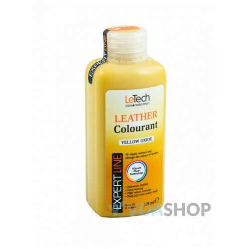 Краска для кожи (Leather Colourant) Yellow Oxide EXPERT LINE