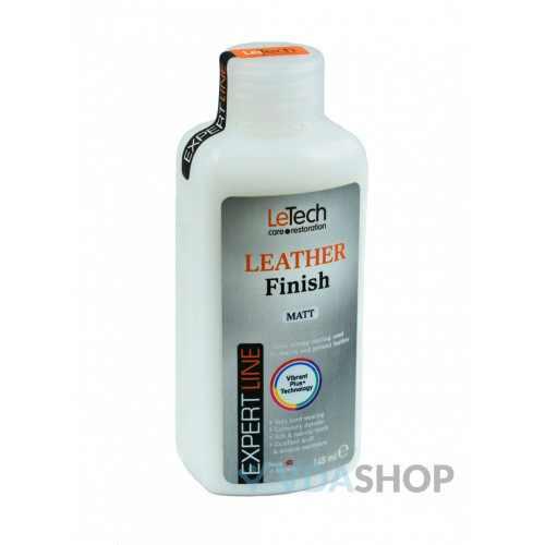 Защитный лак для кожи матовый (Leather Finish Matt)  EXPERT LINE