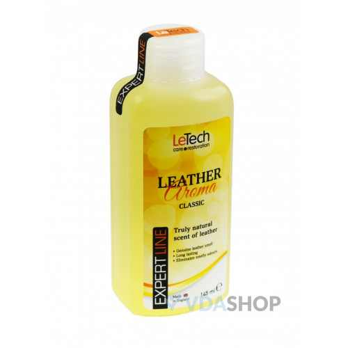 Ароматизатор с запахом натуральной кожи классик (Leather Aroma Classic) EXPERT LINE