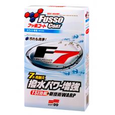 FUSSO COAT F7 - полироль-покрытие