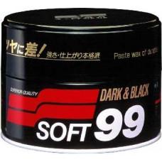 Soft Wax Защитный полироль для темного  цвета кузова автомобиля